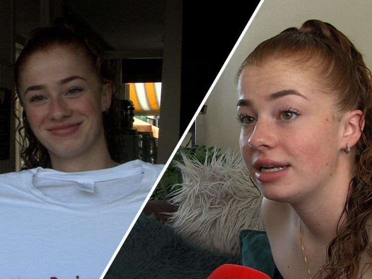 Danique is MS-patiënt: 'Ik ben achttien en loop met een rollator'