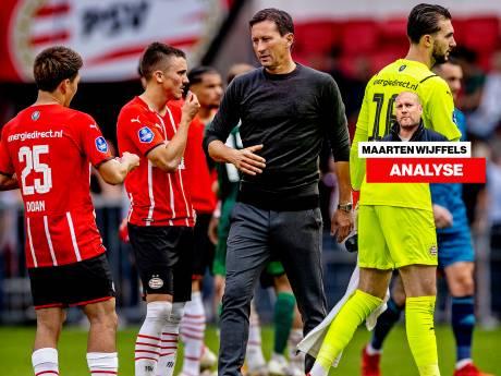 Dat Schmidt straks tegen Ajax net zo wisselt als tegen Feyenoord is nauwelijks voor te stellen