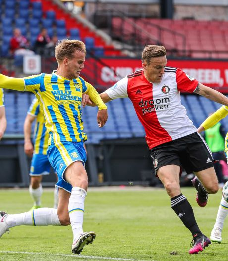 RKC heeft weinig kans tegen Feyenoord in laatste wedstrijd van het seizoen