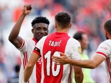 Ajax boekt zakelijke zege op RKC, debutant Kudus zorgt voor meeste vermaak op tribune
