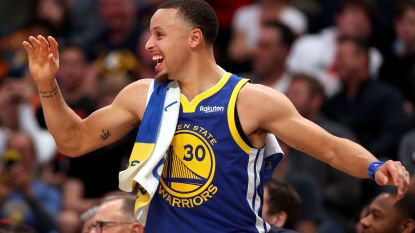 Warriors vegen 29 jaar oud record van tabellen in NBA-topper