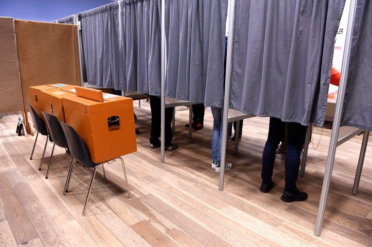 De kiezer heeft beslist.