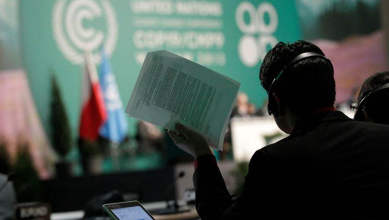 De rijke landen hadden tijdens de top meer oog voor aanzwengelen van economische groei dan voor het oplossen van klimaatproblemen. Beeld REUTERS