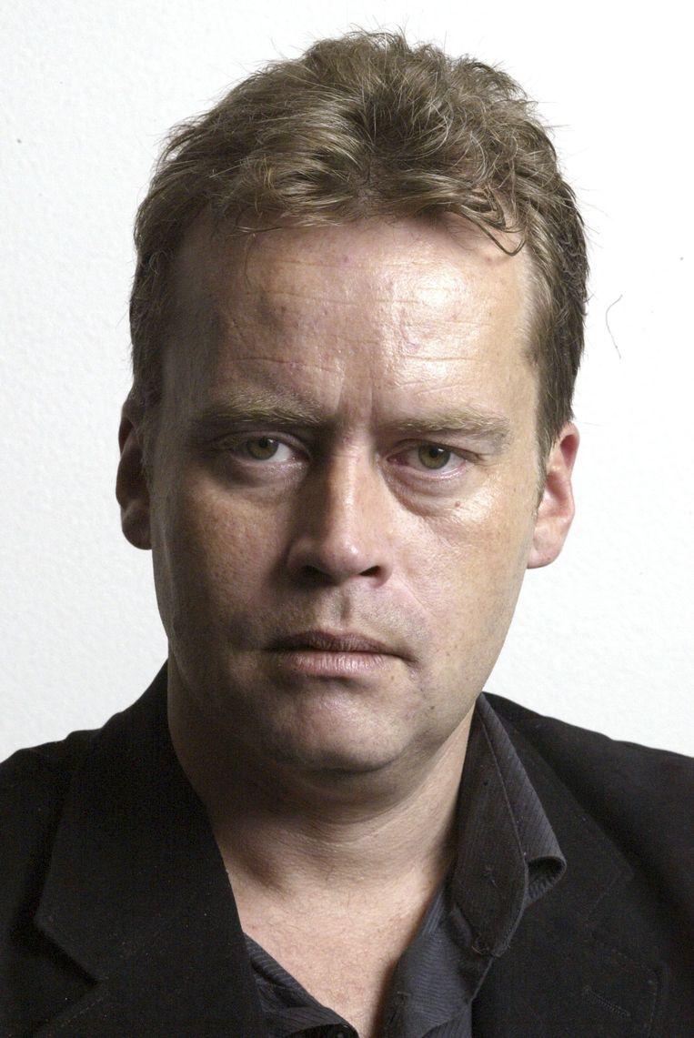 Harald Doornbos Beeld ANP