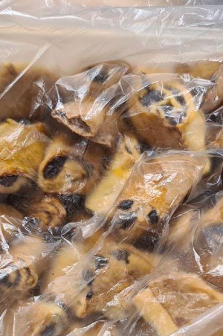 Politie Ede zoekt eigenaar rozijnenbroodjes