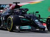 Mercedes oogt sterk in middagtraining, negende tijd Verstappen