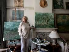 Hilda (88) is bekend als de 'Betuwse Monet': Ik schilder niet alleen impressionistisch, ik leef ook zo'