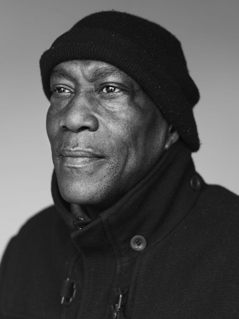 Ruben Piet (59) - Curaçaos/Surinaams Beeld Stephan Vanfleteren