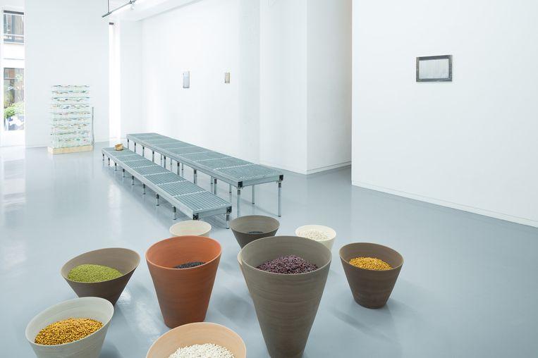 Tentoonstelling Lucas Lenglet bij Stigter van Doesburg. Beeld Peter Tijhuis