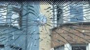 Even paniek op Lijnbus, maar vermeende kogelinslag is vermoedelijk stevige steen
