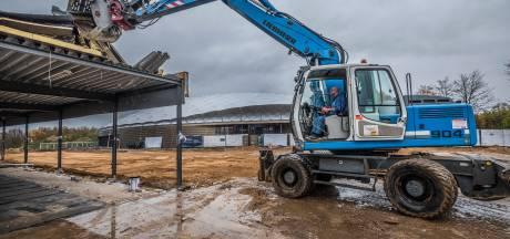Oude Bevrijdingsmuseum Groesbeek wordt weggehapt, 'een historisch moment'