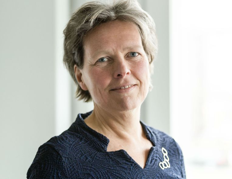 Diana de Wolff, bijzonder hoogleraar advocatuur aan de Universiteit van Amsterdam Beeld UvA, Dirk Gillissen
