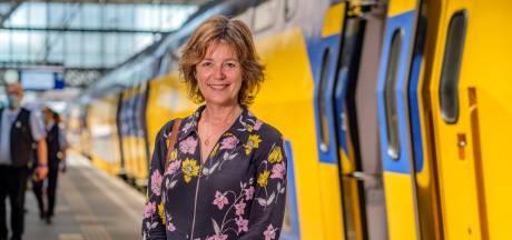 Zeeuwse Karin is komende jaren dagelijks op alle 400 treinstations te horen