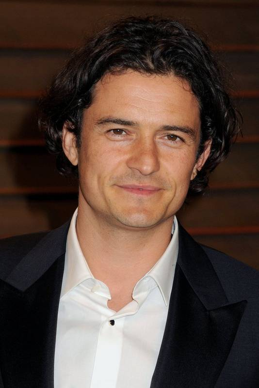 Acteur Orlando Bloom