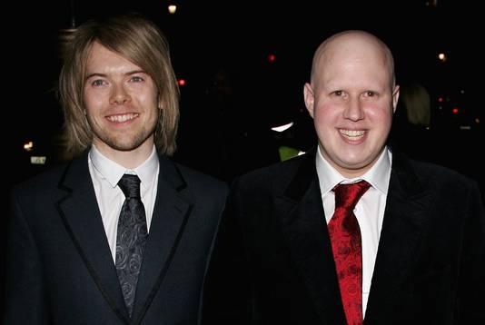 Kevin McGee en Matt Lucas.