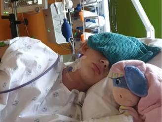 """Gezond meisje (11) belandt als gevolg van coronavirus op intensieve zorg: """"Ze zou zo graag knuffel van haar papa krijgen"""""""