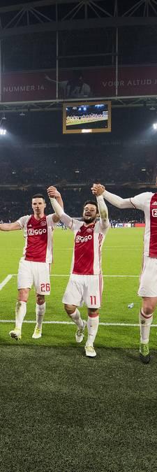 Tien redenen waarom Ajax vanavond gaat winnen