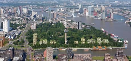 Bouwen bij de Euromast 'geeft reuring aan de stad'