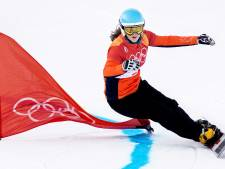 Snowboardster Michelle Dekker niet naar achtste finales