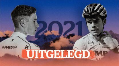 UITGELEGD. Hoe ziet het WK Wielrennen van 2021 in België eruit?