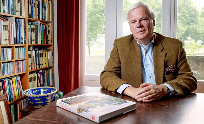 Den Bosch, 13 juni 2017Jan van Oudheusden voor 'Ik ben een Brabander' van Henri vd Steenfoto: Dolph Cantrijn