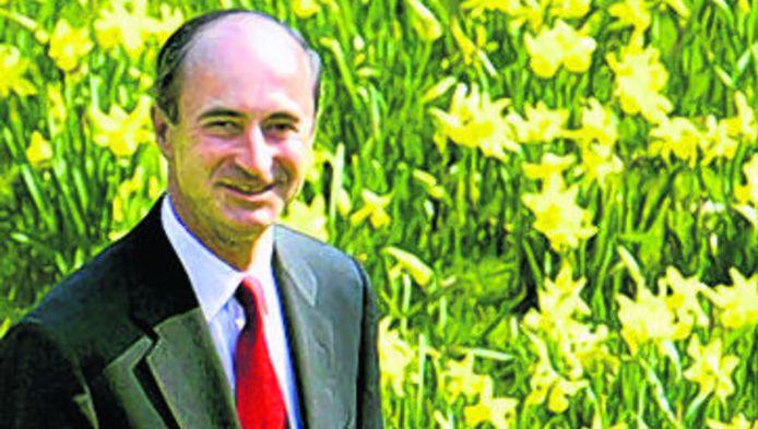 Sjoerd Swane op een foto uit 2003. Hij is inmiddels vijf jaar spoorloos.