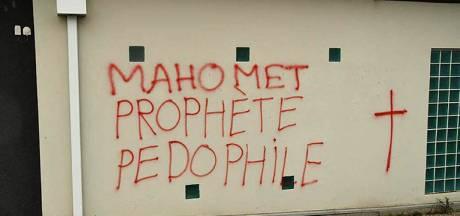 Des tags racistes sur un centre culturel musulman provoquent l'indignation en France
