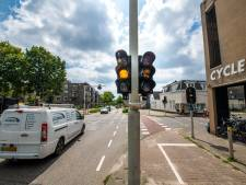 Opnieuw zorgen over 'ongelukskruising' in Apeldoornse binnenstad