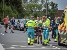 'S-Molenaarsbrug korte tijd afgesloten voor hulpverlening gevallen fietser
