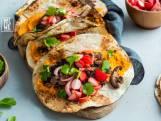 Recept van de dag: Burrito met paddenstoelen