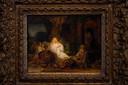 'Abraham en de Engelen' van Rembrandt van Rijn.