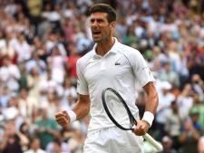 Djokovic kan vanmiddag Federer en Nadal evenaren, maar wil meer: 'Moet zorgen dat cijfers me niet afleiden'