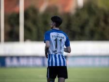 De kleinzoon van Willy van der Kuijlen eert zijn 'grote vriend' in derby: 'Opa trapte altijd met me mee'