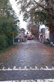 Werk aan Kastanjelaan in Heteren eind november eindelijk klaar