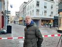 Ruud Reijers, eigenaar van juwelier Punte.