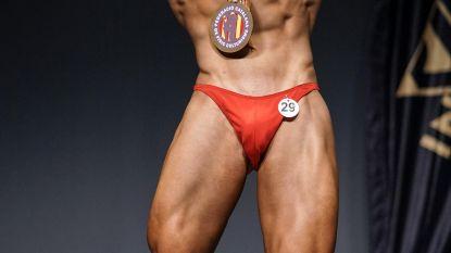 Beste bodybuilder, en wel zonder doping