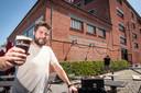 Maarten Galland brengt weer leven op de site van de Brouwerij Liefmans