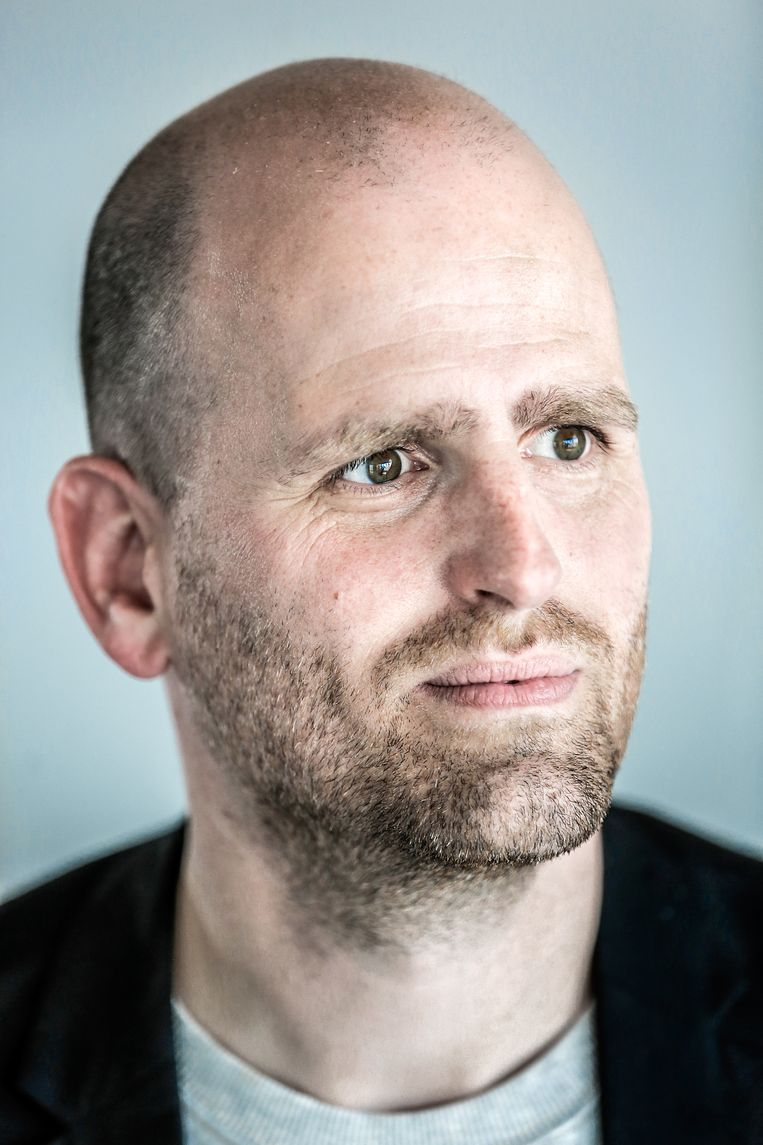 Michaël Opgenhaffen. Beeld RV