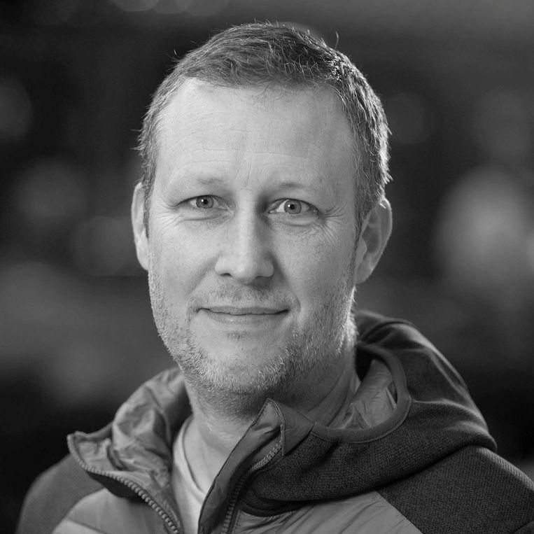 Frans Melissen - Lector Duurzaamheid aan Breda University of Applied Sciences. Beeld Jan-Kees de Meester