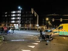 Grimmige sfeer na ongeluk waarbij een gewonde viel in Arnhem