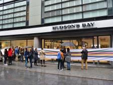 Winkelcentrum Barones bezorgd over toekomst Hudson's Bay Breda: 'Het trekt mensen aan'