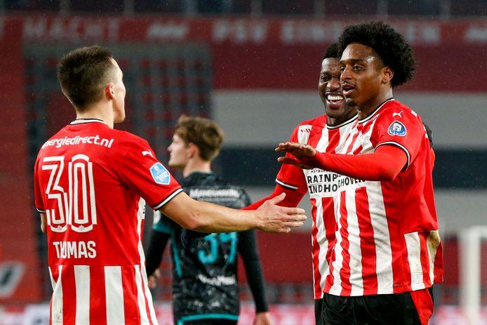 PSV won zaterdag met 2-0 van RKC en hoorde daarna wie de tegenstander in het bekertoernooi wordt.