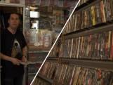 Jacco bestiert de laatste videotheek van Nederland