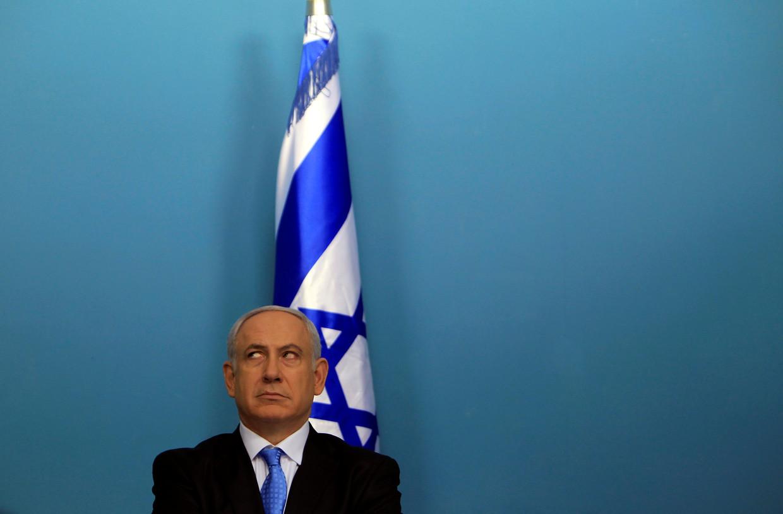 De Israëlische premier Benjamin Netanyahu zit in het nauw nu er een coalitie buiten hem om wordt gevormd.