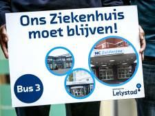 Doorstartplan voor Flevolandse ziekenhuizen ligt bij curator