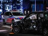 Gestolen auto crasht na politieachtervolging in Eindhoven