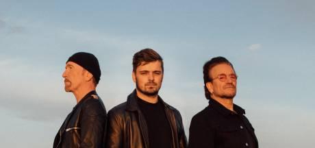 Martin Garrix maakt EK-nummer met U2-leden: 'Bono veranderde elk woord van mijn tekst'