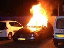 Zeer onrustige nacht in Gelderland met tientallen branden, politie gaat uit van opzet
