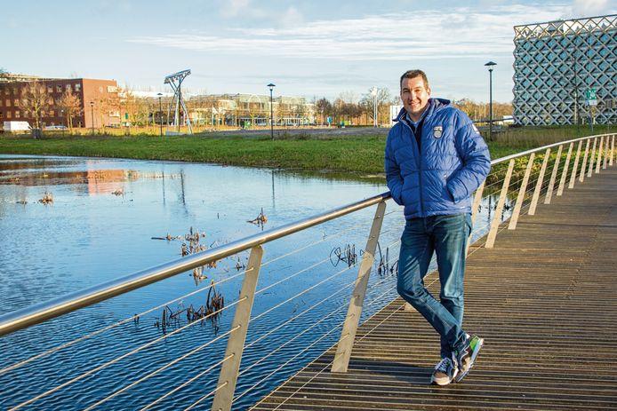 Tim van Hattum: 'Mensen zeiden: dit is het Nederland waarin we willen wonen'.