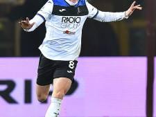 Atalanta haalt ongenadig hard uit bij Torino, Gosens weer trefzeker